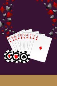 Gambling card