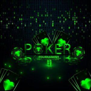 Gambling game poker